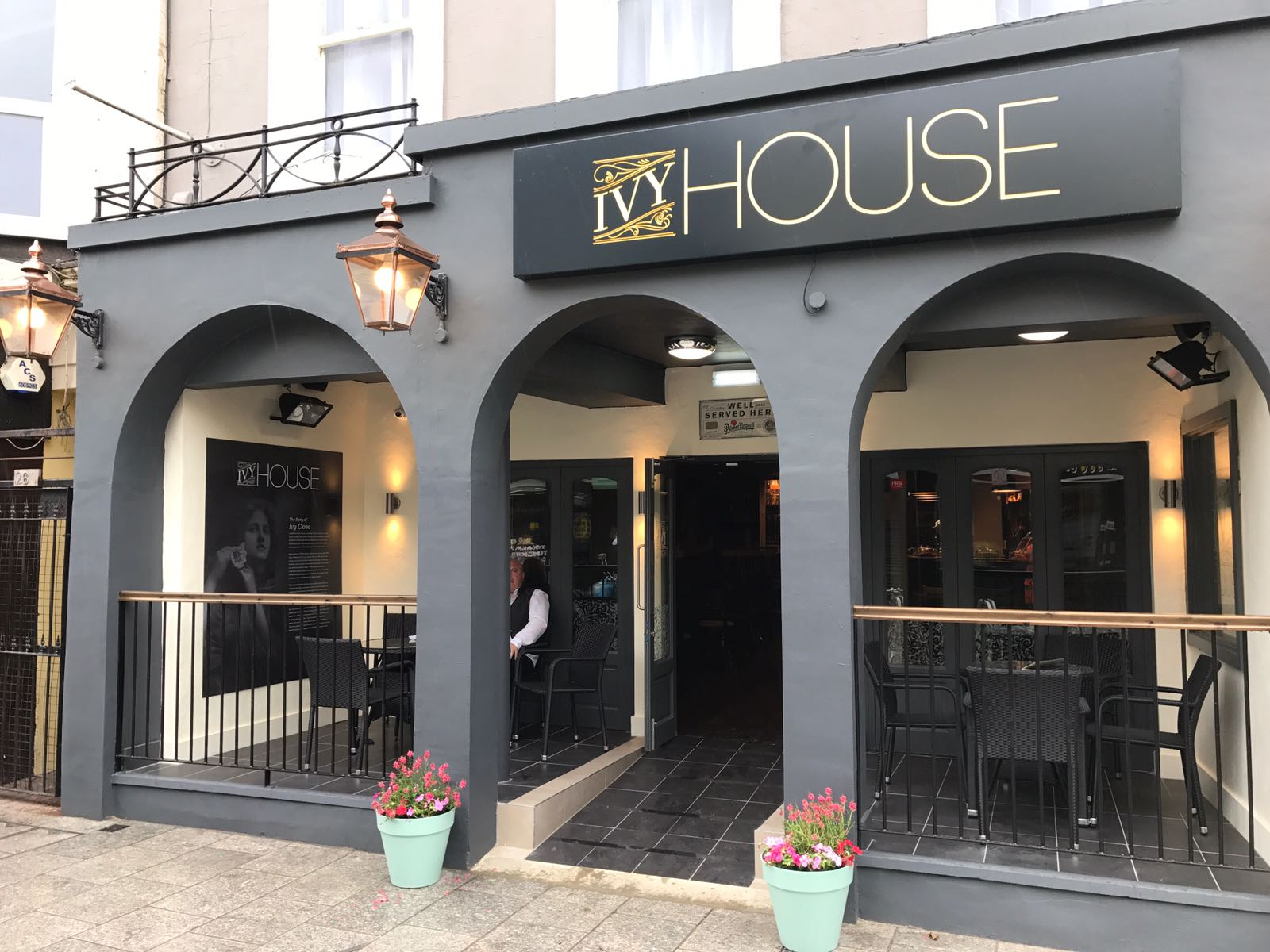 Ivy House Stockton