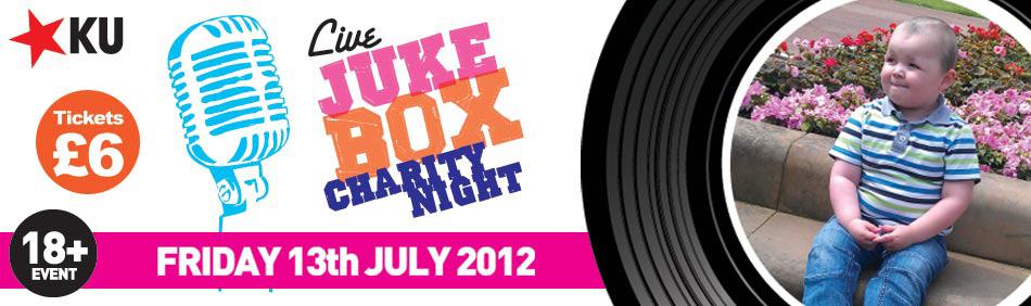 Thank You – Juke Box Charity Night
