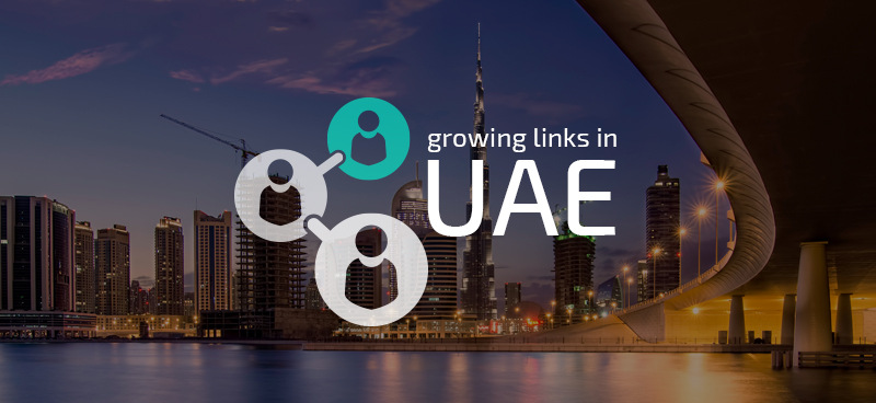 M Media & Design (mm&d) growing links in UAE